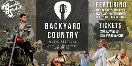 Backyard Country Music Festival tickets