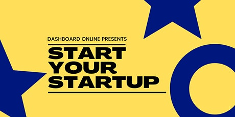 Start Your StartUp Event tickets
