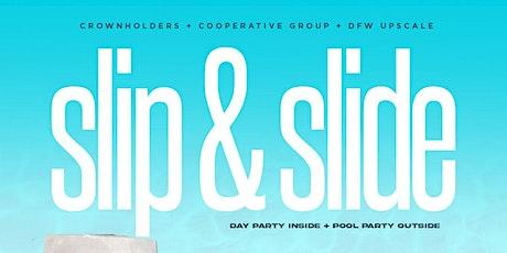 Slip & Slide Saturdays at Bali Beach tickets