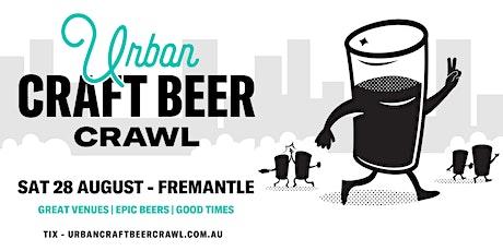 Urban Craft Beer Crawl - Fremantle (WA) tickets