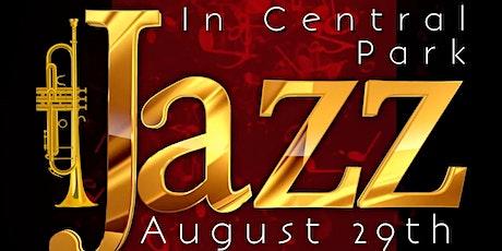 Jazz In Central Park- Louisville KY tickets