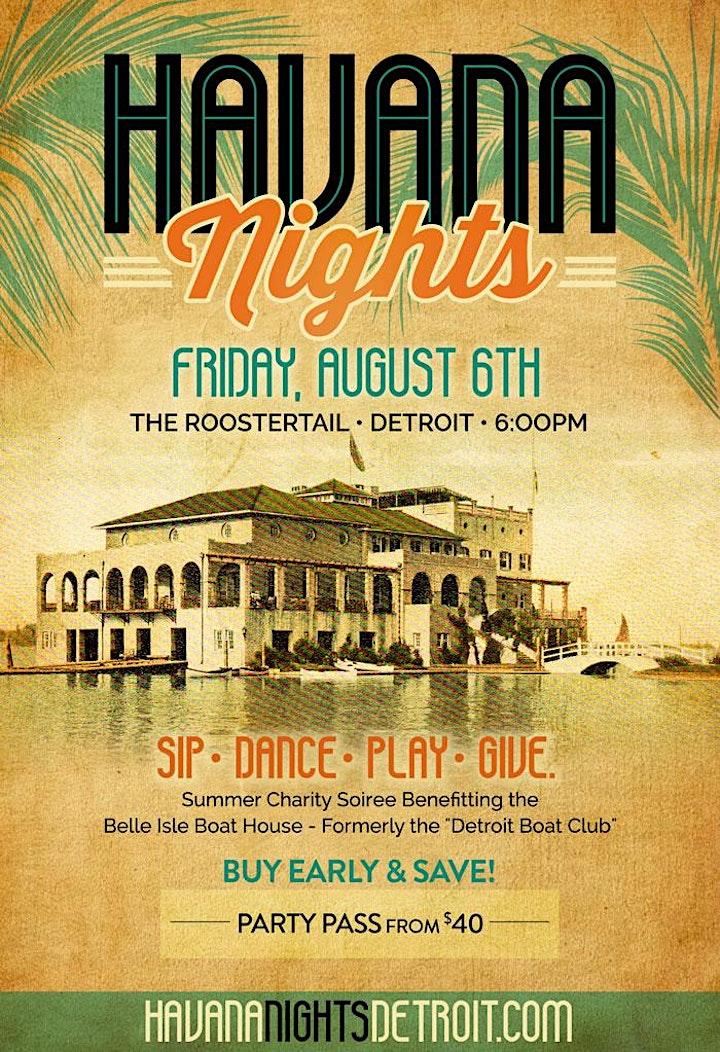 Havana Nights Detroit 2021 image