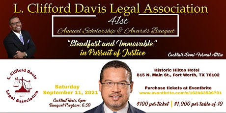 LCDLA 41st Annual Scholarship & Awards Banquet tickets