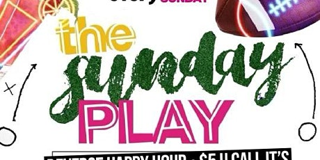 Sunday Play Day Party at Kapri Ultra Lounge 5718 Fairdale Ln 713-235-0156 tickets