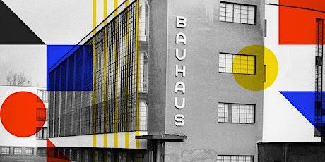 LA BAUHAUS: como fue MÁS que solo una escuela de arte y diseño boletos