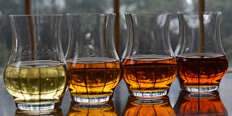 Against the Grain: Exploring Wood-Finished Whiskies tickets