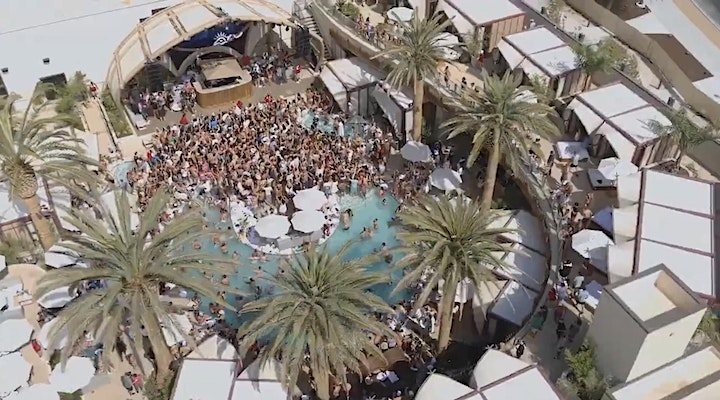 Resorts World Day Club - Newest Pool Party in Vegas! image