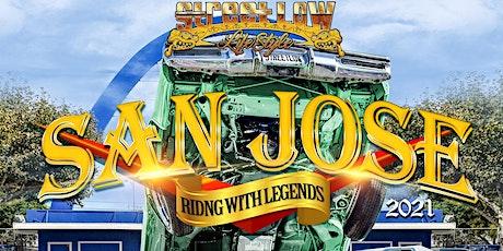 Streetlow San Jose Car Show & Concert tickets