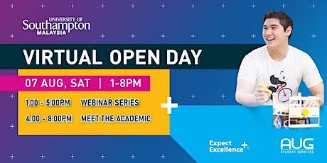 University of Southampton Malaysia Open Day biglietti