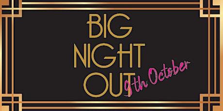 HSS Social Club's BIG NIGHT OUT! tickets