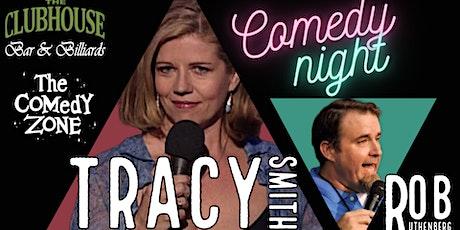 Comedy Night Returns to Lynchburg, VA ft. Tracy Smith tickets