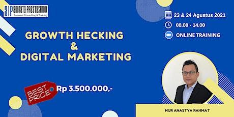 Growth Hecking & Digital Marketing tickets