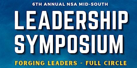 6th Annual Leadership Symposium (NSA Mid-South) tickets