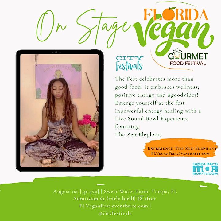 Florida Vegan Food Festival 2021 image