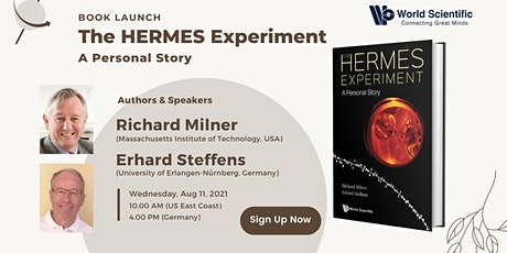 Book Launch - The HERMES Experiment: A Personal Story tickets