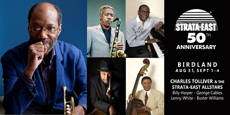 Strata East 50th Anniversary Celebration with Charles Tolliver Quintet tickets
