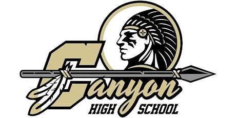 Canyon High School Class of 2011 - 10 Year Reunion tickets