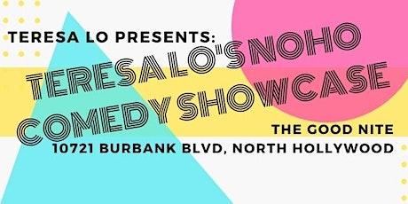 Teresa Lo's Noho Comedy Showcase [August 7, 2021] tickets