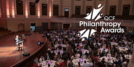 QCF 2021 Philanthropy Awards tickets