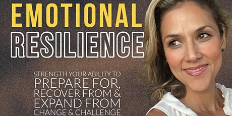 Emotional Resilience Masterclass tickets