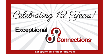 Online  Exceptional Connections August ® Networking Event tickets