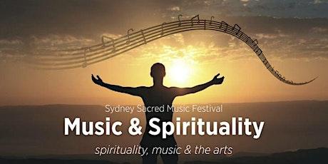 2021 Music and Spirituality Symposium tickets