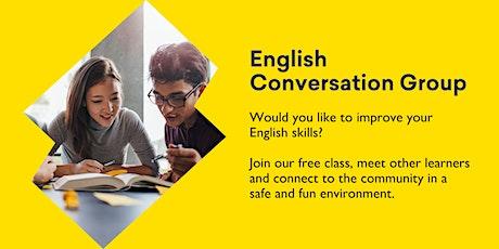 English Conversation Group @ Smithton Library tickets