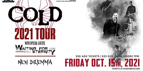 COLD (Returns to Denver) tickets