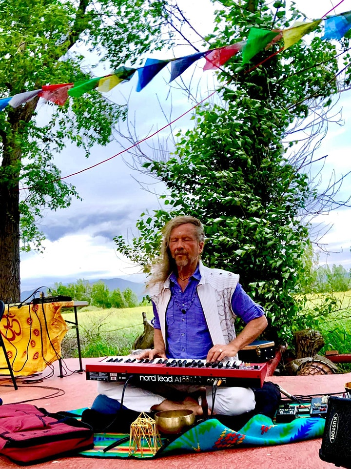 Sunset Meditation Concert: Music in Nature image