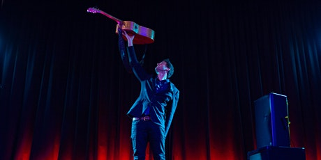 Daniel Champagne LIVE at Queenscliff Town Hall (8pm show) tickets