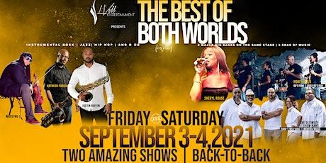 BEST OF BOTH WORLDS: Louisville's Jazztification tickets