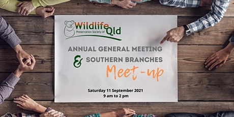 Wildlife Queensland Southern Branches Get Together and AGM tickets