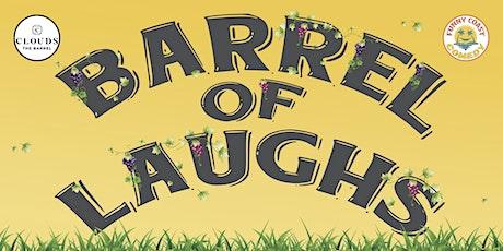 Barrel of Laughs tickets