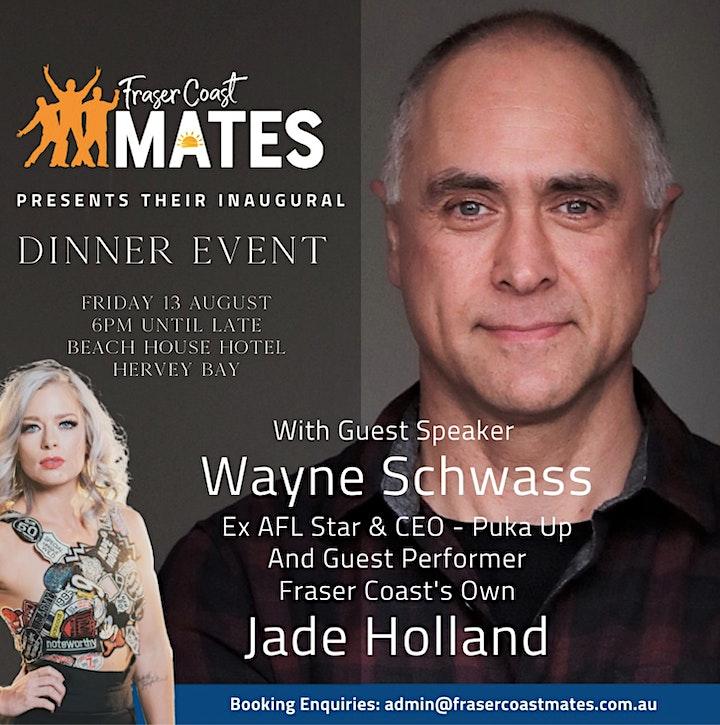 Fraser Coast Mates Inaugural Dinner image