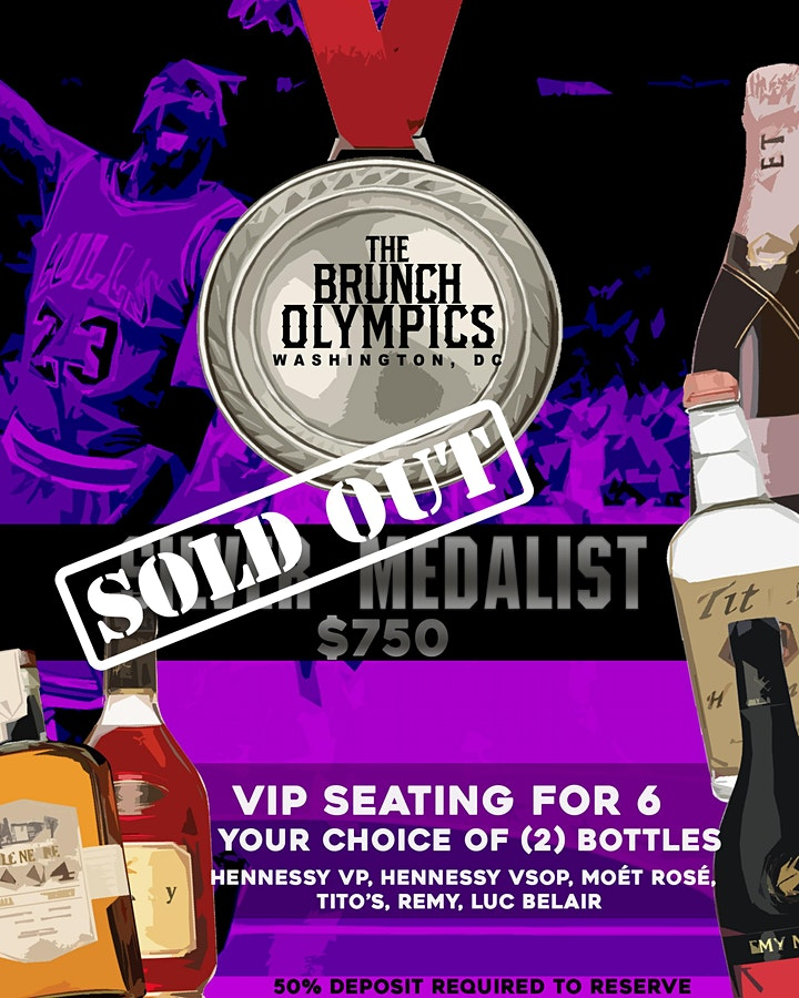 The Brunch Olympics | DC image