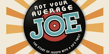 Not Your Average Joe tickets