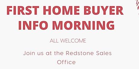 Villawood Properties, Redstone, Sunbury First Home Buyer Info Morning. tickets