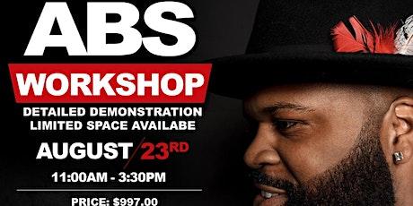 ABS WORKSHOP tickets