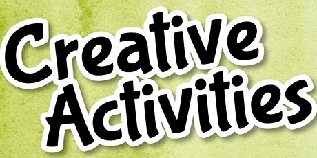 Creative Activities for Adults - Maryborough Library tickets