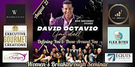 Women Empowerment Seminar -   Defining YOU & Those Around YOU tickets