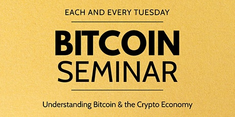 Crypto trading for Beginners tickets