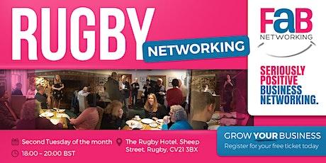 FindaBiz Networking Rugby billets
