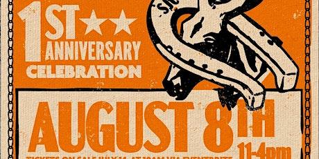 Heritage Barbecue 1st Anniversary Celebration - Pitmaster's Invitational tickets
