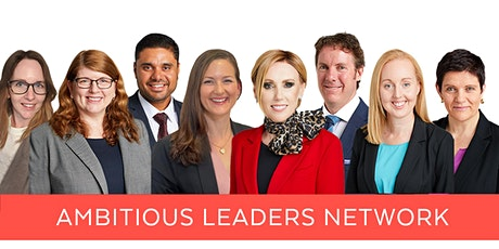 Ambitious Leaders Network Perth – 30 July 2021 tickets
