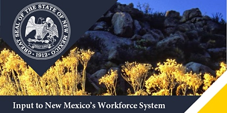 Building a Workforce System that Works for New Mexicans tickets