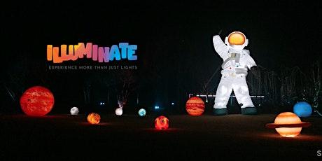 Illuminate Light & Sound Show Christchurch tickets