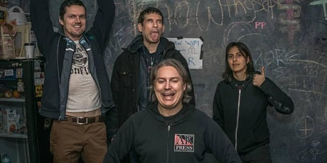 NEW DATE: Propagandhi with guests, Alien Boys and Woolworm tickets
