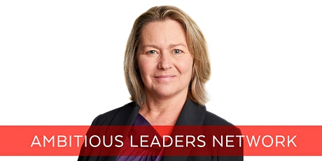 Ambitious Leaders Network Perth – Cheryl Orr tickets