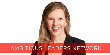 Ambitious Leaders Network Perth – Gabrielle Bruce tickets