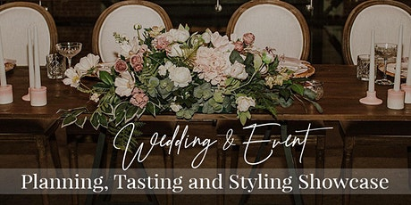 Event Planning, Tasting and Styling Showcase tickets